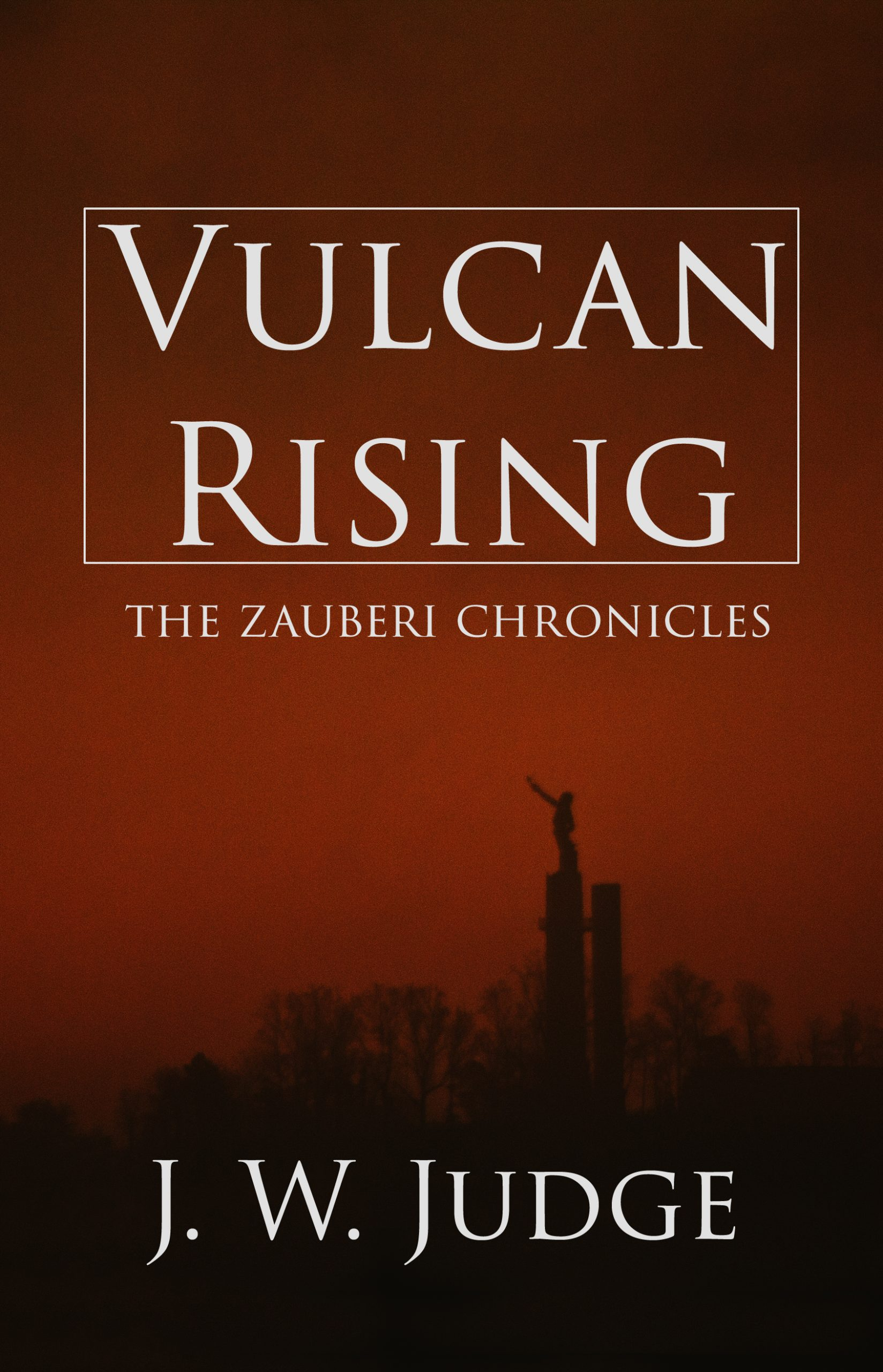 Vulcan Rising J. W. Judge